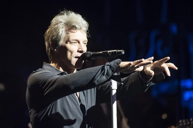Bon Jovi in Concert – London