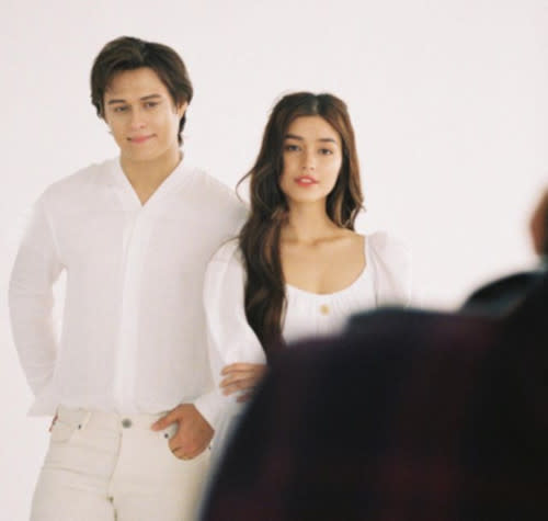 Enrique and Liza want to establish their business first