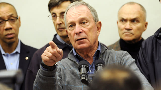 Bloomberg Tells White House 'Spare Me' on Budget Cuts Scare