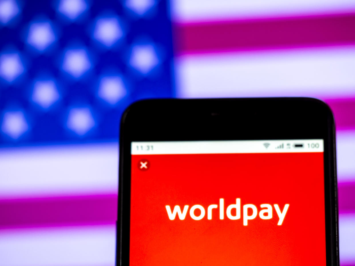 FIS is buying Worldpay in a deal worth $43bn, which includes debt. Photo: Igor Golovniov/Getty Images