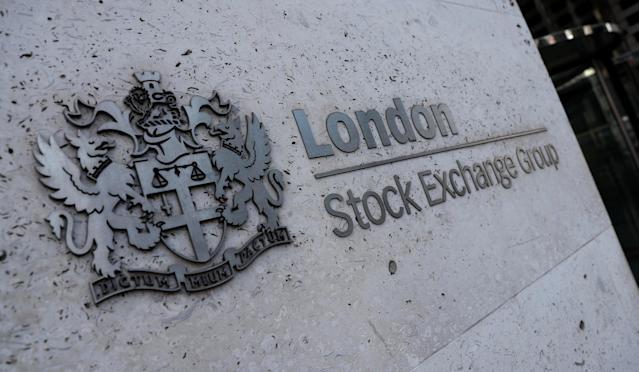 London Stock Exchange's markets did not open at its usual time of 8am on Friday. Photo: Peter Nicholls/Reuters