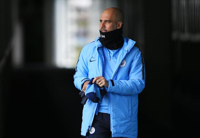 Has Pep Guardiola's time with Manchester City run its course? (Photo by Tom Flathers/Manchester City FC via Getty Images)