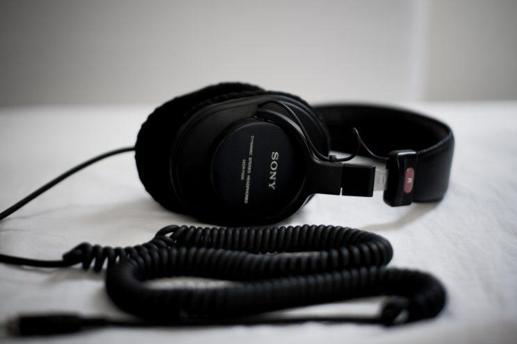 Behold. The Sony MDR-7506