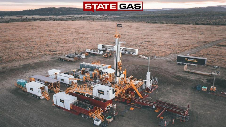 State Gas Limited (ASX:GAS)
