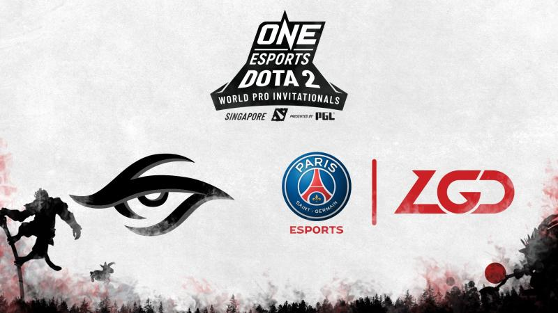 ONE Esports Dota 2 Singapore World Pro Invitationals (Photo: ONE Esports)