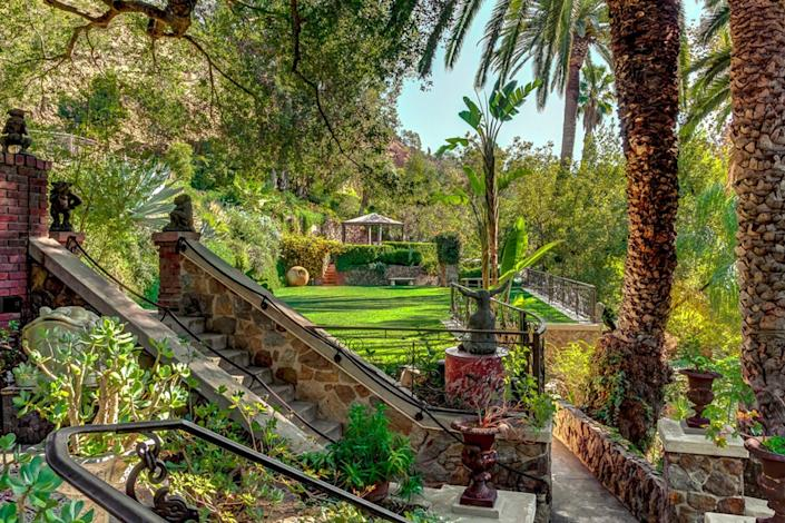 Houdini Estate in Los Angeles on Airbnb
