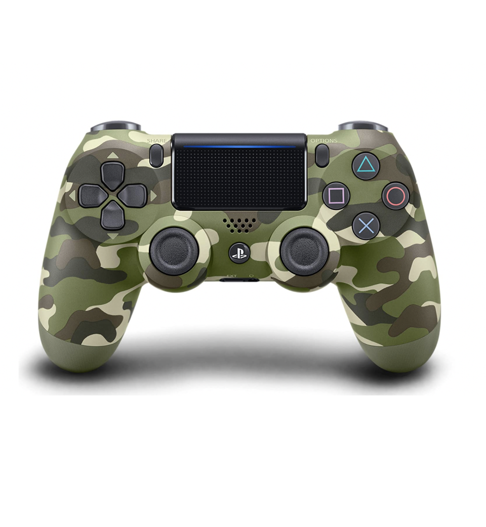 """<p><strong>PlayStation</strong></p><p>amazon.com</p><p><strong>$64.00</strong></p><p><a href=""""https://www.amazon.com/dp/B01MTKXP31?tag=syn-yahoo-20&ascsubtag=%5Bartid%7C10065.g.23515577%5Bsrc%7Cyahoo-us"""" rel=""""nofollow noopener"""" target=""""_blank"""" data-ylk=""""slk:Shop Now"""" class=""""link rapid-noclick-resp"""">Shop Now</a></p><p>There's one thing on this earth he loves more than his phone: this PlayStation. Gift him a cool controller for optimal gaming. </p>"""