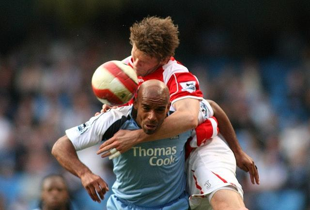 Soccer – FA Barclays Premiership – Manchester City v Charlton Athletic – The City of Manchester Stadium