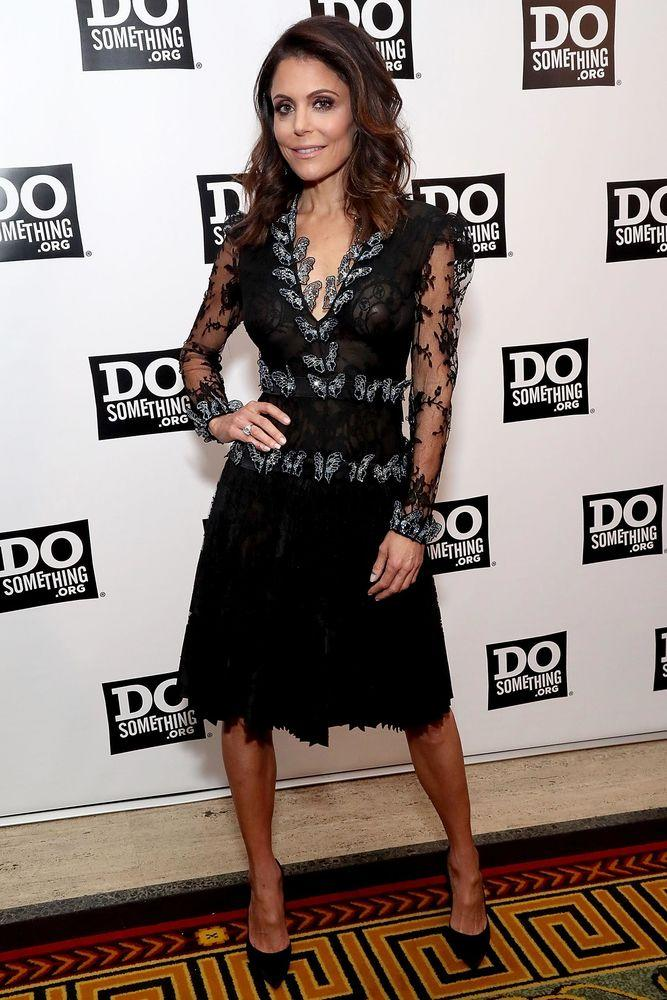 2197dfcc96e Bethenny Frankel is notorious for telling it like it is on the Real  Housewives of New York, and that even includes times when she has to call  herself out ...