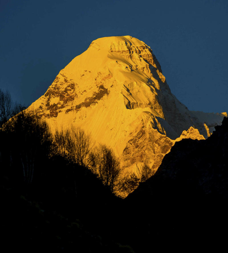 India Missing Mountaineers