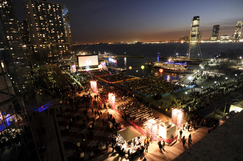 At Tribeca, movies are only part of the story