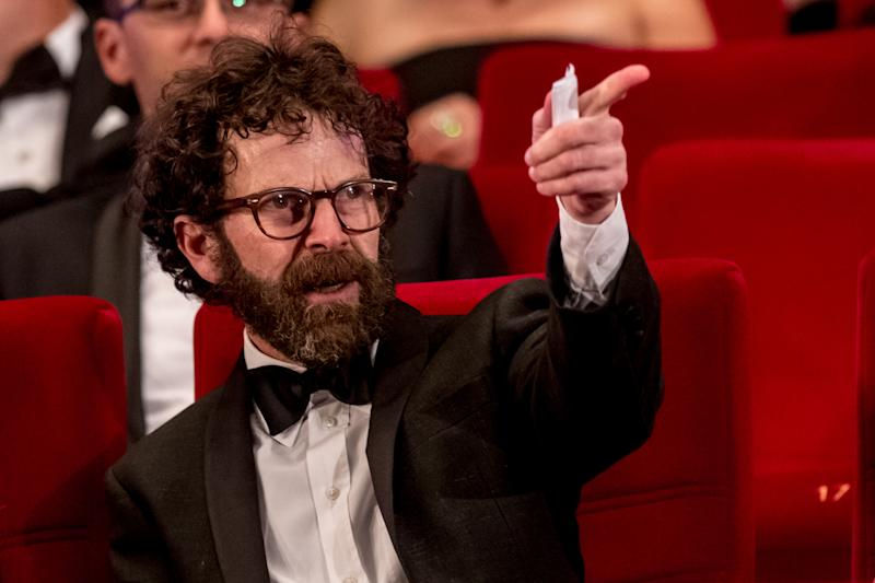 KARLOVY VARY, CZECH REPUBLIC - JULY 09: Screenwriter, producer and director Charlie Kaufman attends the closing ceremony of the 51st Karlovy Vary International Film Festival on July 9, 2016 in Karlovy Vary, Czech Republic. (Photo by Matej Divizna/Getty Images)