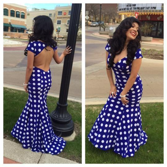 Prom Dress Sparks Debate for Being Too Revealing