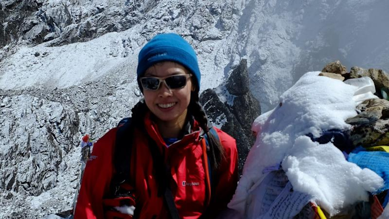 Mountaineer doctor awed by Himalayas and inspired to help others by qualifying as high-altitude medic