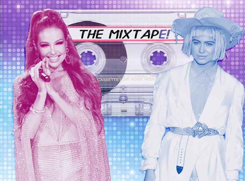 The MixtapE!, New Music Friday, Latinx, Thalia, Sofia Reyes