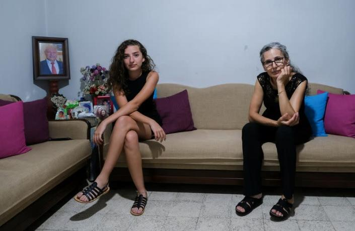 The mental health toll of Beirut's blast on those who lived through it