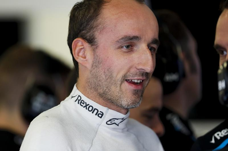Kubica joins Alfa Romeo as 2020 reserve F1 driver