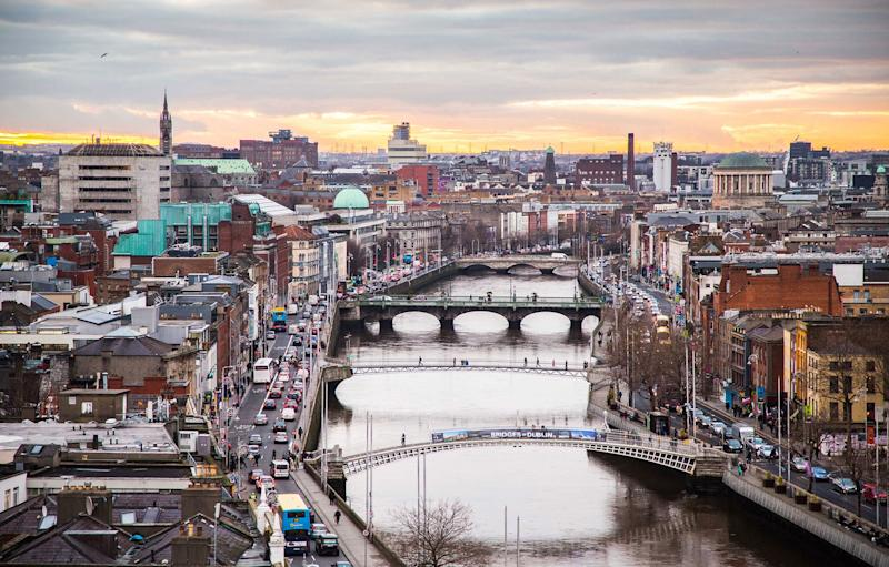 Fewer visitors will reach Dublin via cruise ship when new rules come into place - David Soanes (David Soanes (Photographer) - [None]