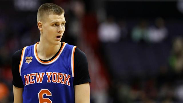 Knicks owners James Dolan has heard a range of timelines on his star 7-footer's return from an ACL injury, including a worst-case scenario.