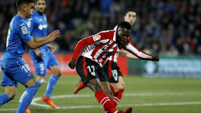 Iñaki Williams Getafe Athletic LaLiga