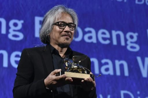 Filipino film 'The Woman Who Left' wins Venice Golden Lion