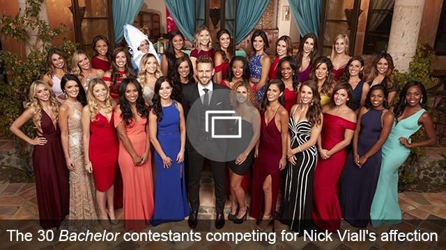 Bachelor Season 21 contestants slideshow