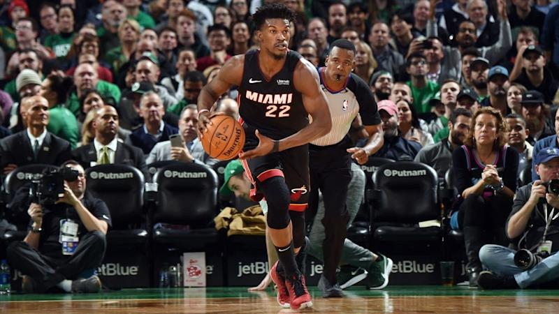 Jimmy Butler on Heat vs. Celtics: 'We're not underdogs'