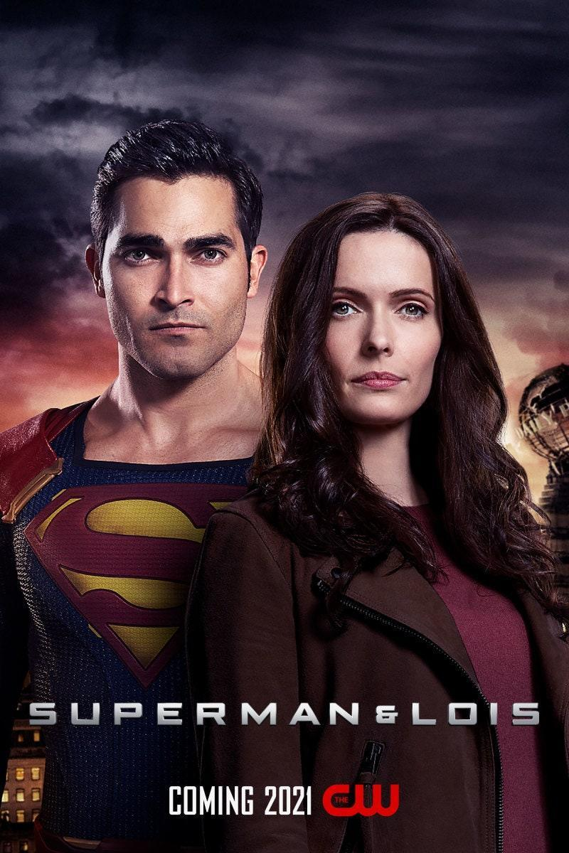 <p>Superman and Lois Lane are about to embark on their wildest journey yet: raising two sons. Tyler Hoechlin stars as Superman, and Elizabeth Tulloch plays Lois. </p> <p><em>9 p.m. ET on The CW</em></p>