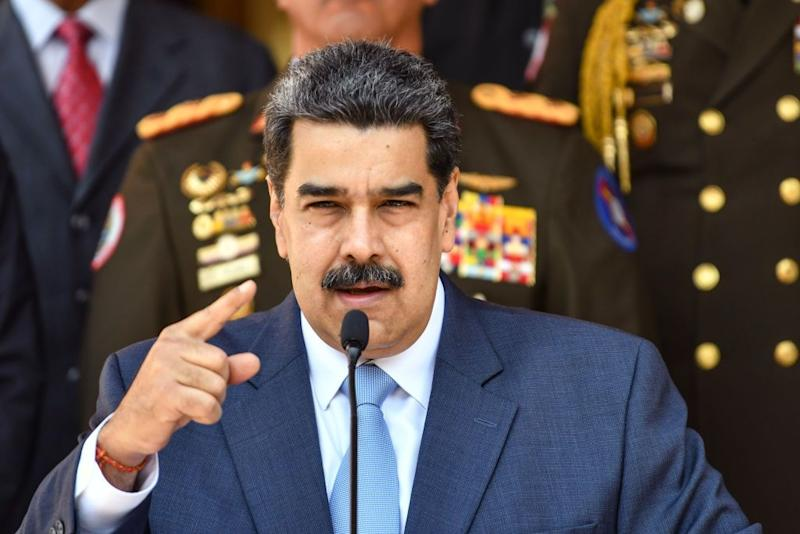 Biden Should Give Maduro Reason to Worry