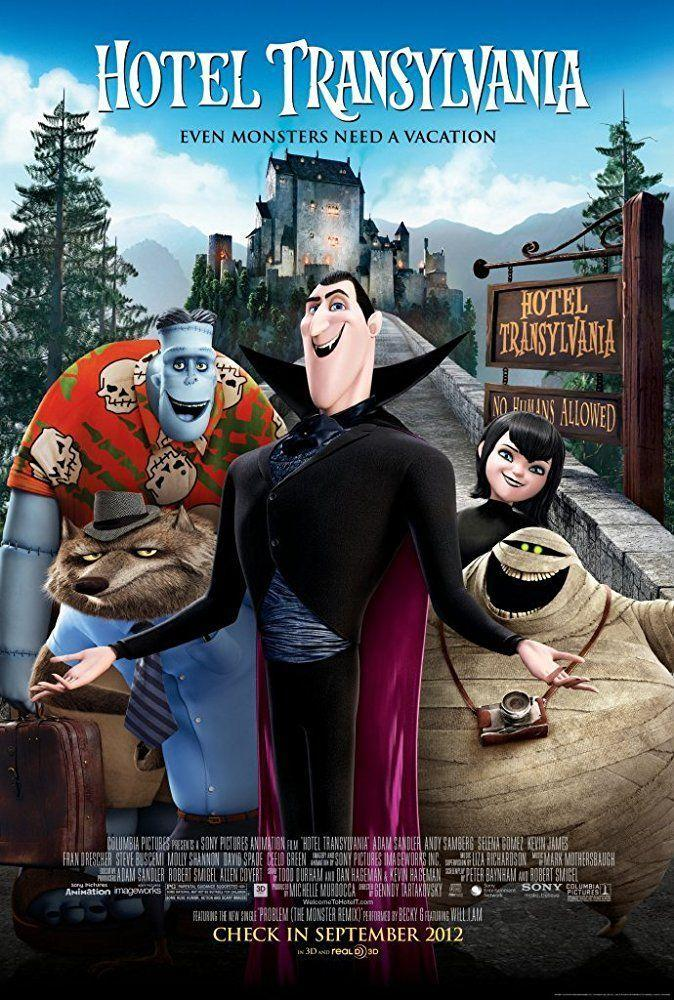 """<p><a class=""""link rapid-noclick-resp"""" href=""""https://www.amazon.com/Hotel-Transylvania-Adam-Sandler/dp/B00APJLY0Q/?tag=syn-yahoo-20&ascsubtag=%5Bartid%7C10050.g.22103622%5Bsrc%7Cyahoo-us"""" rel=""""nofollow noopener"""" target=""""_blank"""" data-ylk=""""slk:STREAM NOW"""">STREAM NOW</a><br></p><p>This family film, voiced by Adam Sandler, Kevin James, Fran Drescher, and many more A-listers, follows Dracula, the overly protective father of sweet Mavis, as he tries to build a resort for monsters in his hometown of Transylvania, which attracts some pretty interesting characters.<br></p>"""