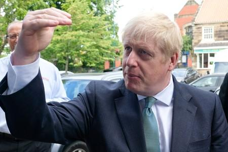Boris Johnson Campaigns Ahead Of Darlington Hustings