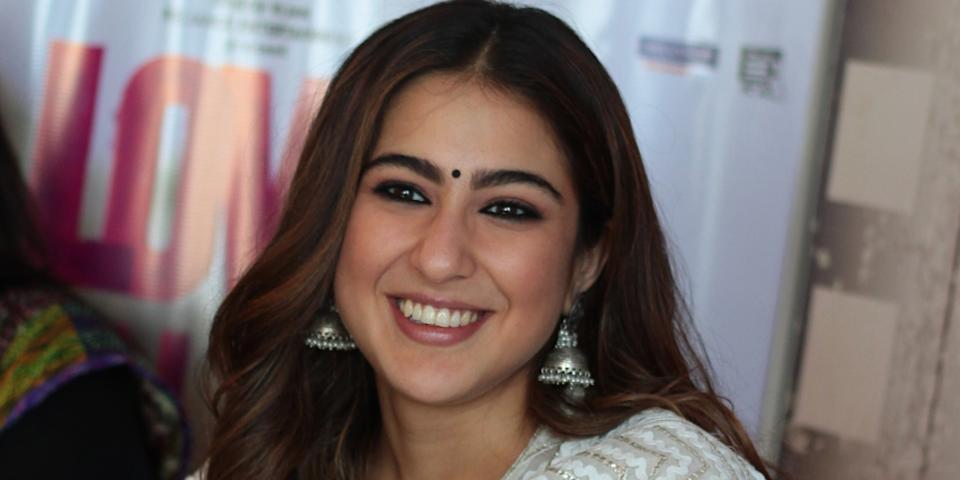 Here is a star kid who has not shied away from admitting that nepotism exists and is unfair. Sara Ali Khan has also said that while she realises that she has more access to the industry because of her parents, she has never felt the pressure of living up to her parents' legacy.