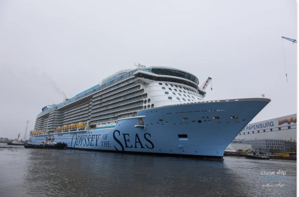 Odyssey of the Seas, Royal Caribbean's second Quantum Ultra-Class ship, will launch in April 2021 and will spend its inaugural season in Europe.