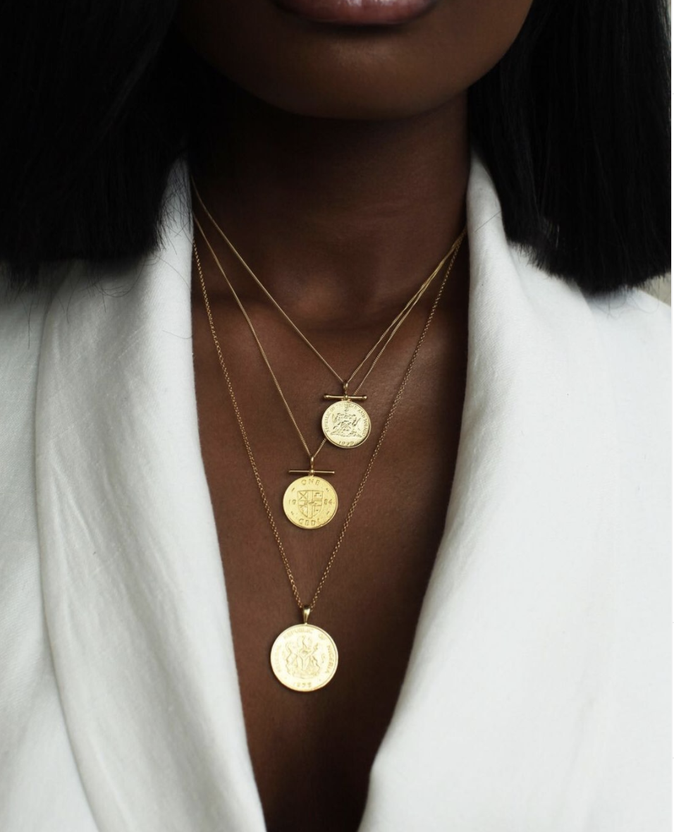 Omi Woods is a Black-owned Canadian brand that specializes in fine jewellery. (Image via Omni Woods)