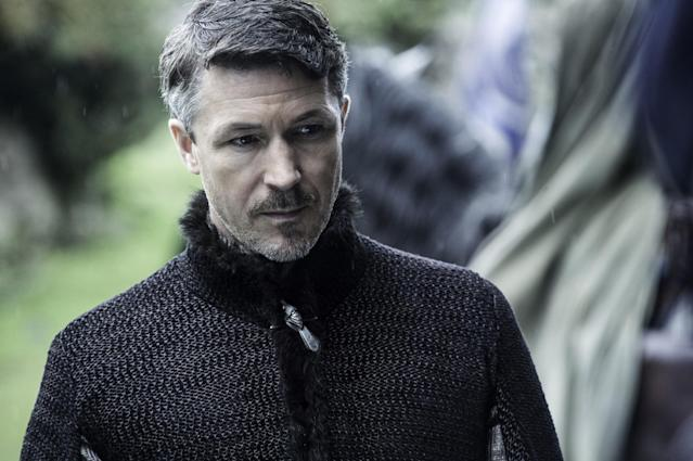 """<p>Never count Littlefinger out. He's as crafty as Tyrion and as ruthless as Cersei, but with no title to his name, he has had to beg, barter, and swindle for everything he has. That's his strength and his weakness: Without a prestigious lineage, he's a long way from the throne. But he's brought himself within a hair's breadth of royalty by will and wit alone and there's nothing stopping him from continuing that climb. More likely, he'll follow the path of Tywin Lannister — bringing """"honor"""" to the Baelish name and giving his progeny a chance at the throne.<br><br><strong>Bovada Odds — 14/1</strong><br><br>(Photo Credit: HBO) </p>"""