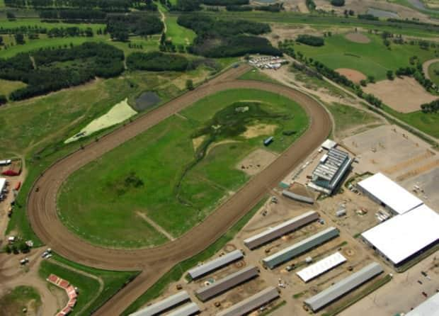 Marquis Downs is the premier horse-racing track in Saskatchewan.