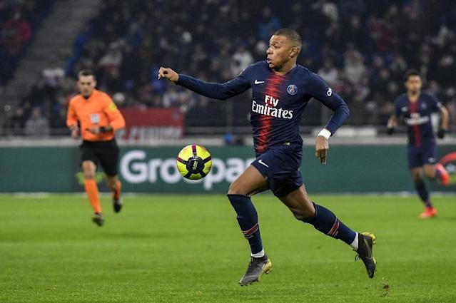 Neymar's injury means there is more of an onus on Kylian Mbappe, but are Paris Saint-Germain's real problems elsewhere? (AFP Photo/JEFF PACHOUD)