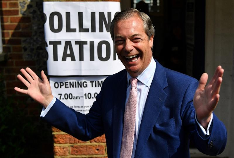 Brexit Party leader Nigel Farage has enjoyed a long career at the European Parliament