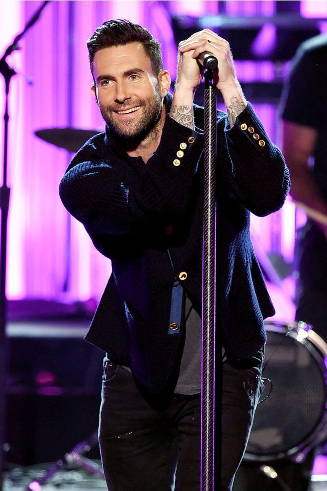 <strong>Adam Levine</strong>