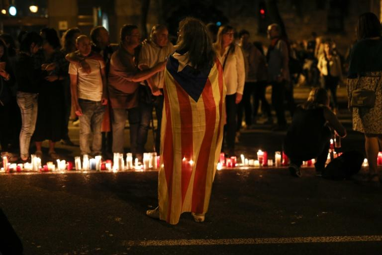 Spain's government meets to decide what action to take in Catalonia