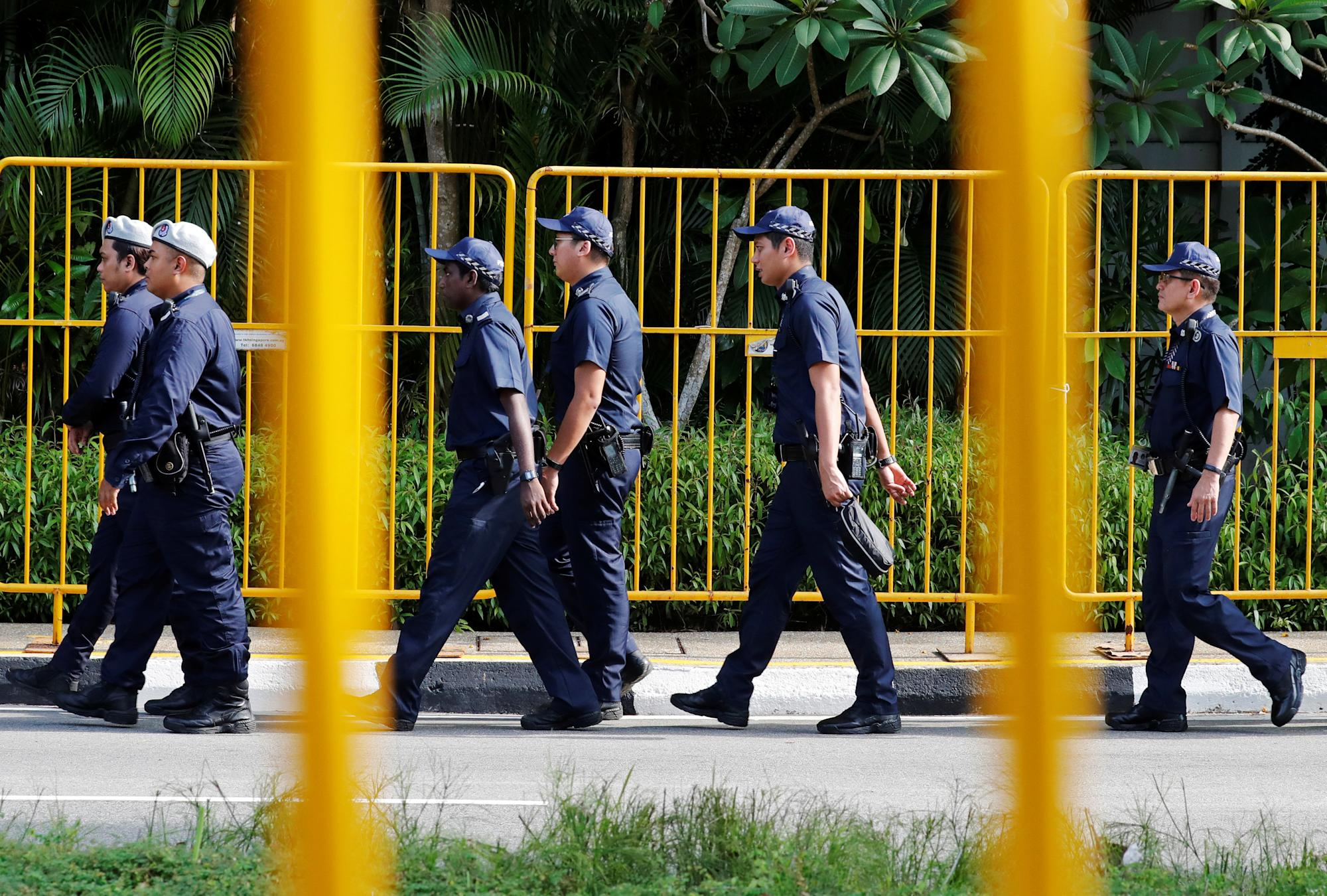 Mha To Raise Retirement Age For Uniformed Officers To 58 Shanmugam