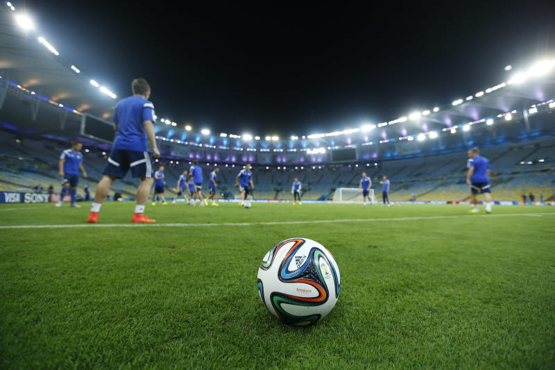 World Cup debut on legendary grounds awaits Bosnia