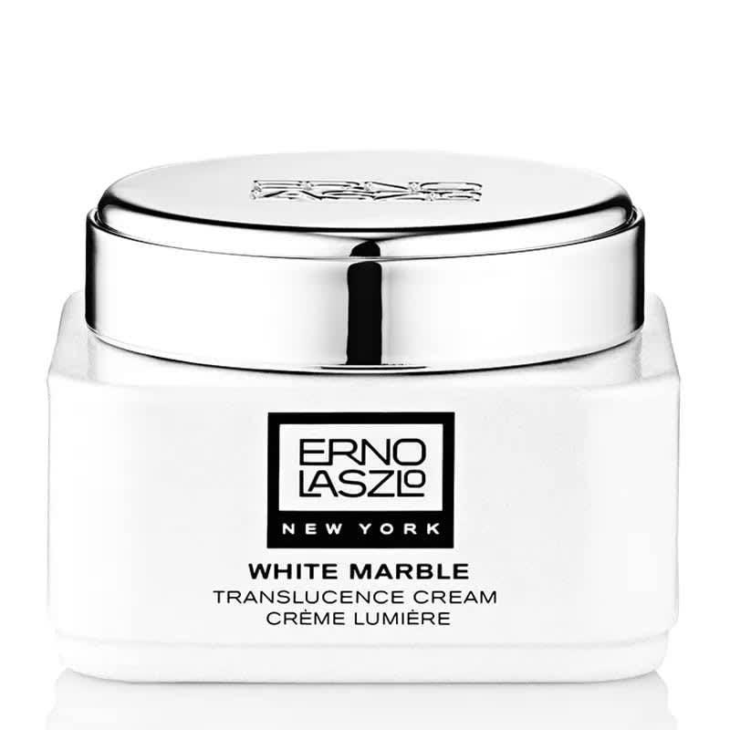 <p>The <span>Erno Laszlo White Marble Translucence Cream </span> ($97, originally $138) is a fast-absorbing but richly hydrating face cream. It helps give the skin an all-over glow while fighting environmental stressors. Get it for 30 percent off during the sale. </p>