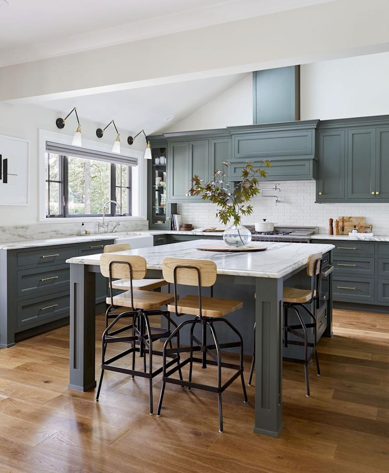 Green And Gray Kitchen: Say Goodbye To Millennial Pink: These Are The Color Trends For 2019