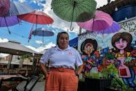 Elizandra Cerqueira, founder of the Bistro Mains de Marie restaurant, has given out 1.3 million free meals to people who lost their income because of the pandemic