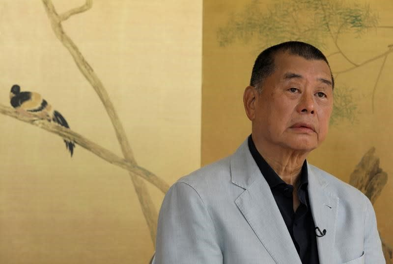AP Interview: Hong Kong media tycoon says city now 'dead'