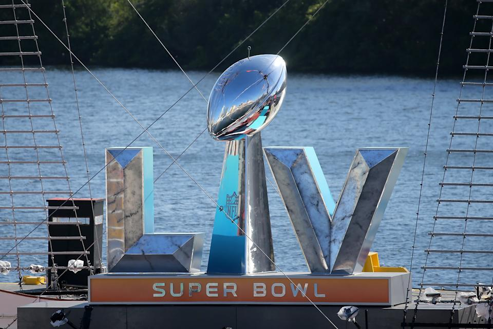 The Super Bowl ads are here, and also a football game. (Getty)