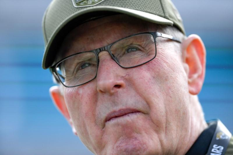 The sad, chaotic ending of Tom Coughlin's Jaguars chapter