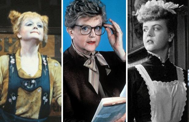 Angela Lansbury's 10 Best Film and TV Performances, From 'Gaslight' to 'Beauty and the Beast' (Photos)