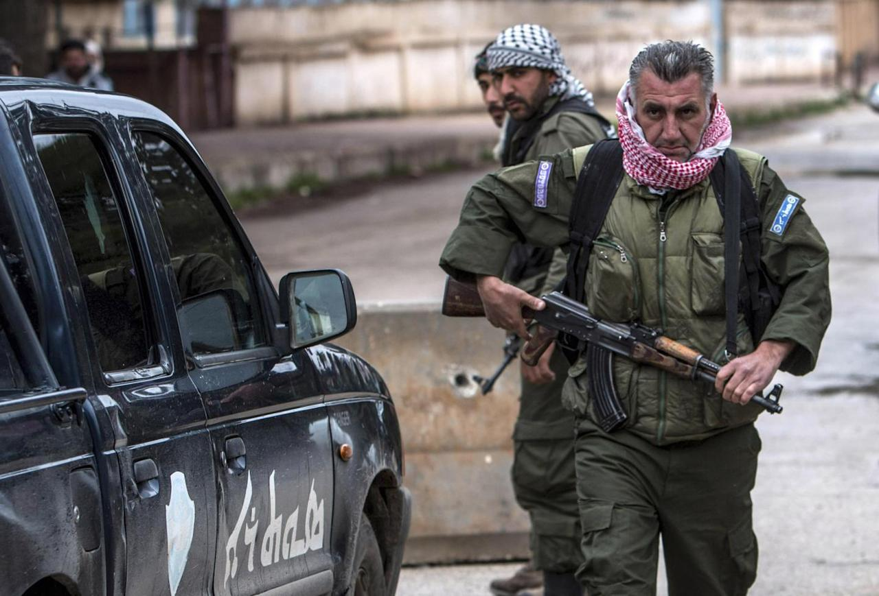 Christian Communities in Northeast Syria Are the Target of a Turkish Attack for the First Time in Over a Century